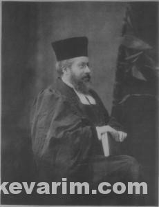 Adler Hermann Cheif Rabbi of England