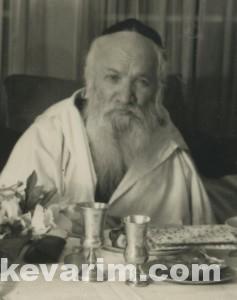 Aronowitz Binyamin Pic 2