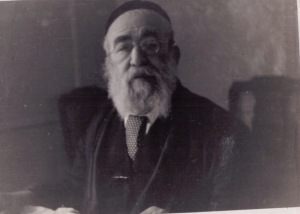 Halberstam Chaim Wellwood New