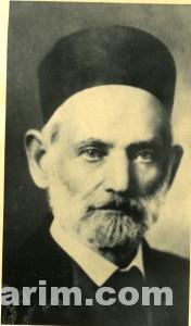 Rabbi Tzvi Hirsh (Henry) Grodzinsky 1