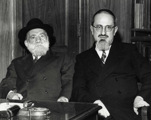 Soloveitchik and Heller