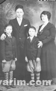 Twersky 107 Family