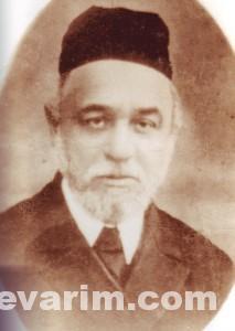 R Menachem Nachum Twersky New