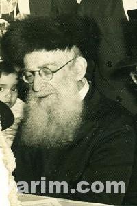 Yassi Rebbe Gottesman 2