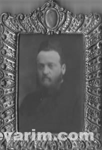 Rav Lieber Marvit Young Man In Europe