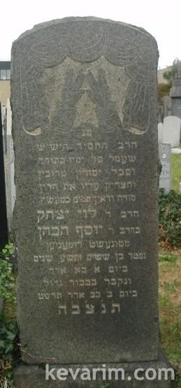 levy-yitzchok-cohen
