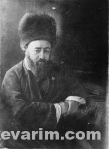 Twersky 50 Dovid Makarov Kiev