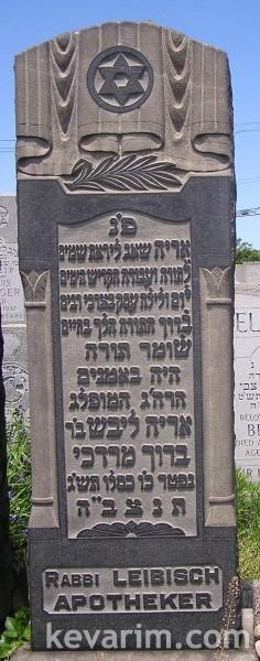 rabbi-aryeh-leib-apotheker