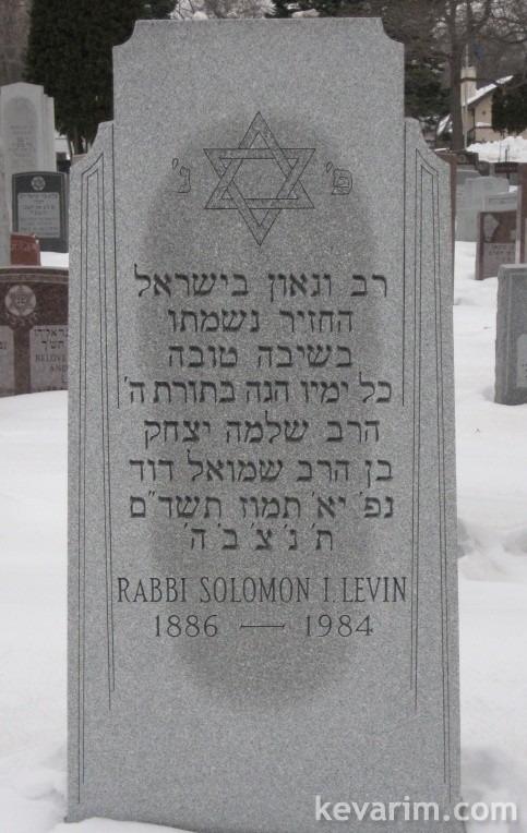 solomon-levin