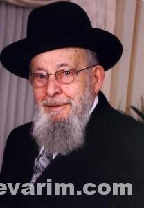 Shapiro Shlomo Dov pic