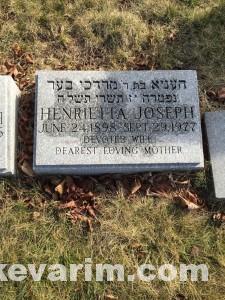 Joseph Henrietta 1