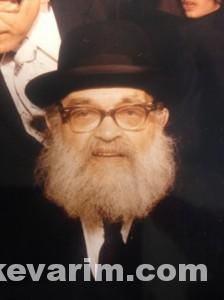 Kamenetsky Yaakov Pic