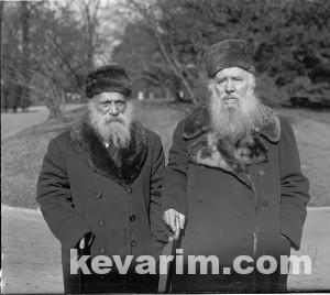 Rabv Yudelevitch and Rav Margolius
