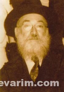 Twersky Dovid Mordechai Tolna 1