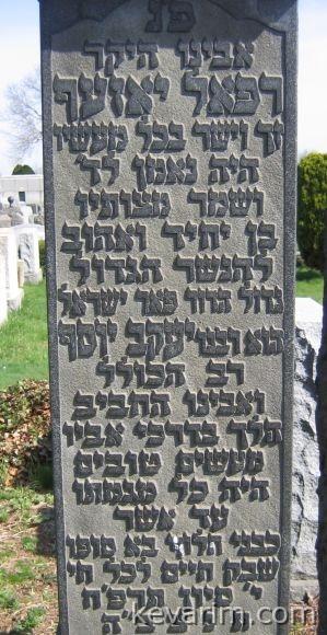 Rabbi Raphael Joseph