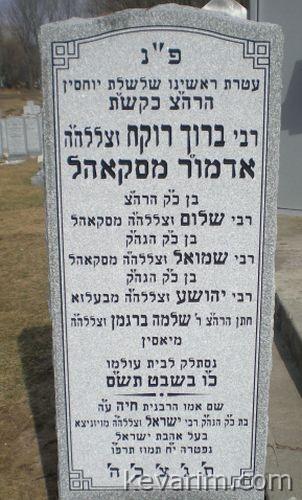 Rebbe Moshe Teitelbaum