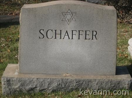 Rabbi Abba Schepschel Schaffer