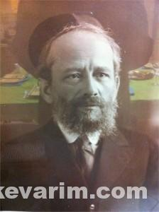 Margolis Menashe son of Velvel