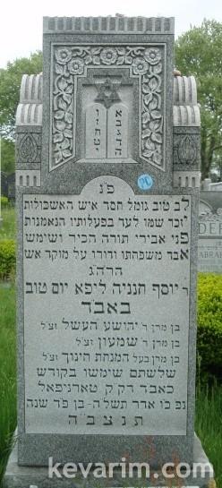 yosef-chananya-lipa-yom-tov-babad