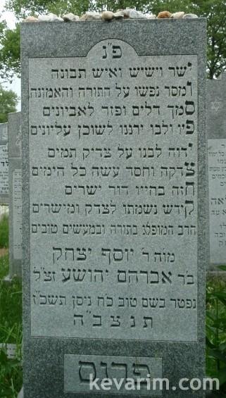 yosef-yitzchok-parnes