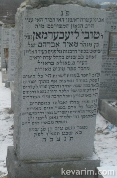 Rabbi Tuvia Lieberman