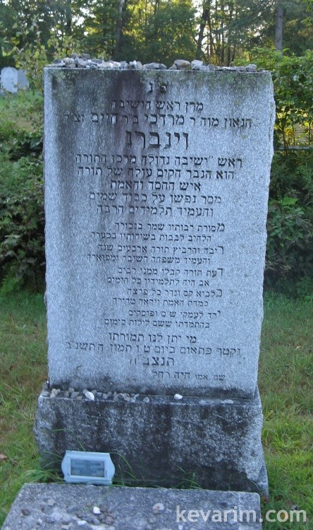 Rabbi Mordechai Mottel Weinberg