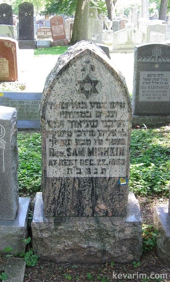 Rabbi Shneur Zalman Mishkin